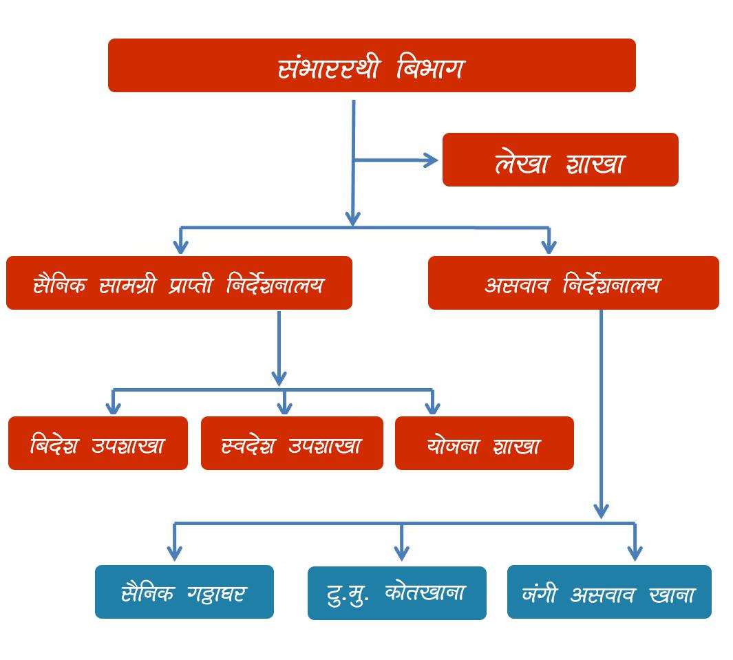 MGO Organization Structure