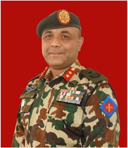 Major General Santosh Kumar Dhakal
