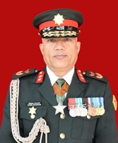 Major General Gokul Bhandaree