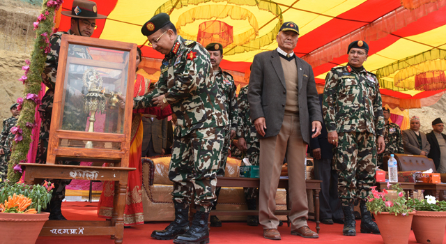 'Ex-Servicemen Gathering (Mid Region)-2074' concludes