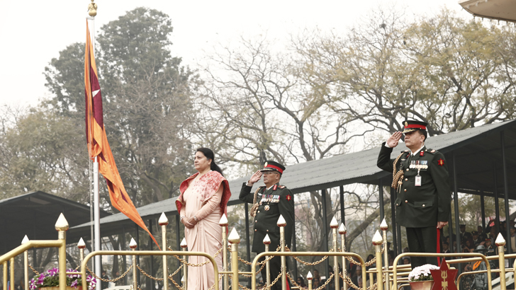 Maha-Shivaratri & Army Day-2076