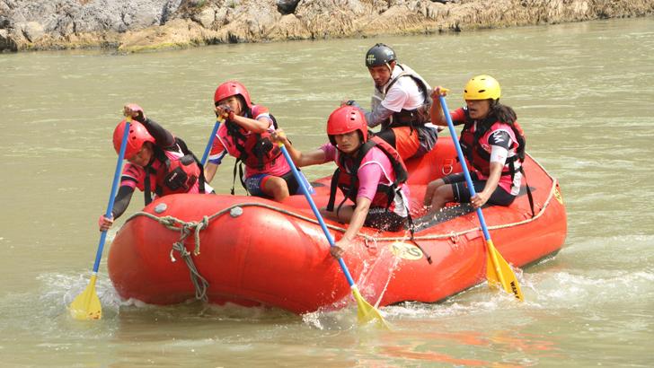 4th COAS Int'l Tri-Adventure Competition-2021 Held