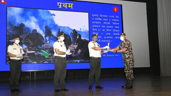 Photo Competition-2077 and Prize Distribution Ceremony