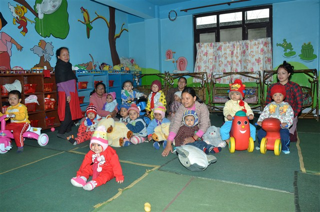 NAWA day care centre